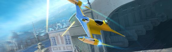 X-Wing Miniature 2.0 – Le Naboo N1 débarque
