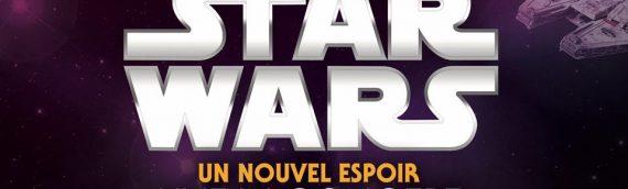Star Wars in concert le 11 Avril 2020 au Dôme de Marseille
