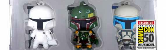 Bag Clips Collector's Fett