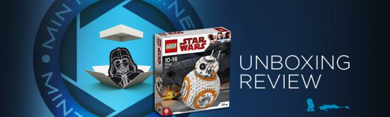 [Mintinbox opens the Box] LEGO Star Wars 75187 BB-8