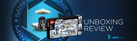 [Mintinbox opens the Box] LEGO Star Wars 75259 Snowspeeder 20th Anniversary