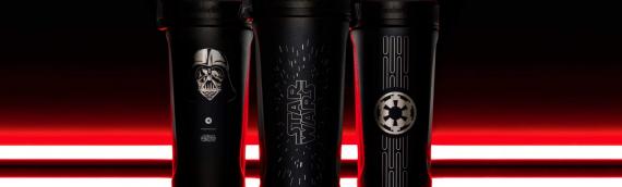 BlenderBottle, la gamme de gourdes Star wars