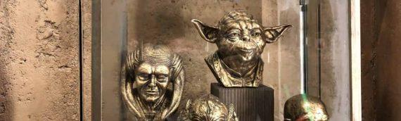 Disney Star Wars Galaxy Edge – Bustes et statues Jedi / Sith