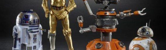 HASBRO – Les figurines exclusives Disney Galaxy Edge seront disponibles en lignes