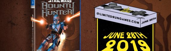 LIMITED RUN – 13 jeux star wars Lucas Arts ressortent en version boite