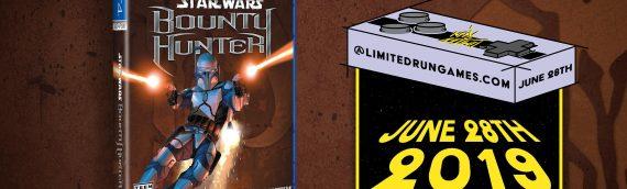 LIMITED RUN – 13 jeux star wars Lucas Arts ressortent en version boite