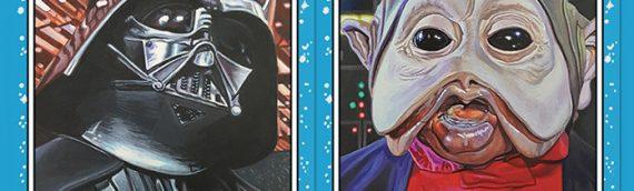 TOPPS – Star Wars Living Set