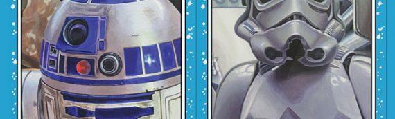 TOPPS – 2 nouvelles cartes pour Star Wars Living Set