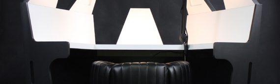 REGAL ROBOT – Meditation Chamber Desk