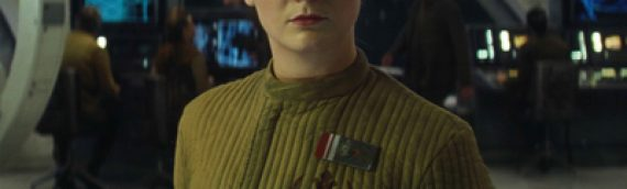 Star Wars Authentics – Bilie Lourd en dédicace