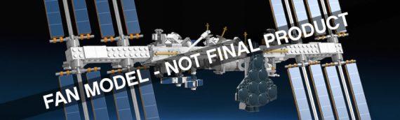 LEGO IDEA Anniversary – C'est l'ISS qui remporte le concours !