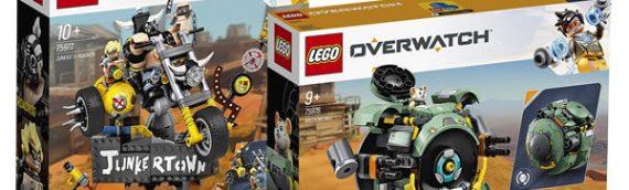 LEGO Overwatch – 2 nouveaux sets bientôt disponibles