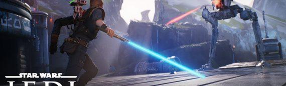 Star Wars – Jedi Fallen Order : Un nouveau trailer
