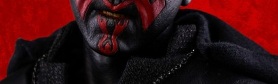 HOT TOYS – SOLO A Star Wars Story Darth Maul Sixth Scale Figure disponible en précommande
