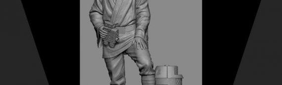 Gentle Giant – Luke Skywalker Twin Suns (ANH) statue 1/7eme