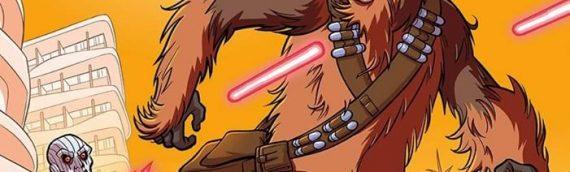 DELCOURT – Star Wars Nouvelles Aventures Tome 01 disponible le 21 août