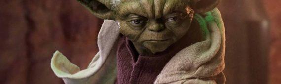 HOT TOYS – Yoda AOTC Sixth Scale Figure dévoile sa version de production