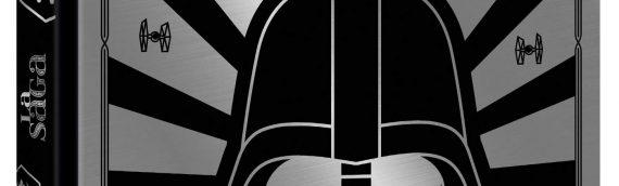 BEAU LIVRE : Star Wars – la Saga