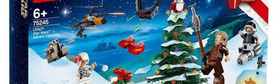 LEGO – 75245 LEGO Star Wars Advent Calendar 2019