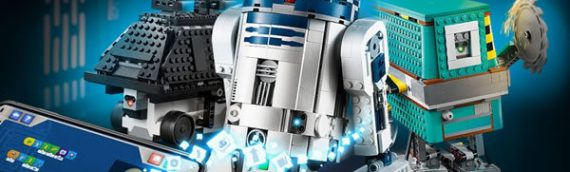 LEGO – Star Wars 75253 Boost Droid Commander disponible