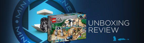 [Mintinbox opens the Box] LEGO Jurrassic World 75937 La fureur du Tricératops
