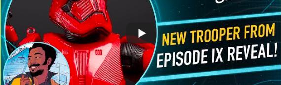 The Star Wars Show – Le Sith Trooper se dévoile