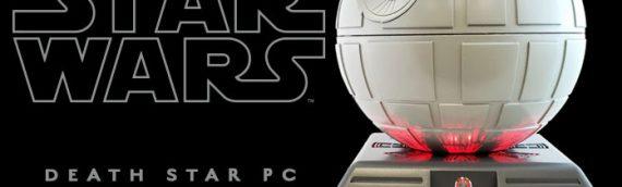 CherryTree Inc – Un PC en forme de Death Star