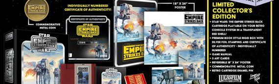 LIMITED RUN GAMES – The Empire Strikes Back & Shadows of the Empire débarquent