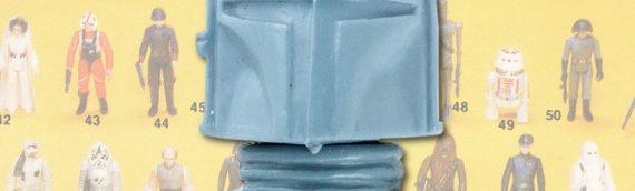 Enchère record pour une figurine de Boba Fett Prototype Rocket-Firing LSlot