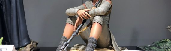 Gentle Giant LTD – Rey Dreamer statue 1/7eme