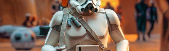 Gentle Giant : RMQ Concept Sandtrooper Mini Buste exclu SDCC en préco pour les membres PGM