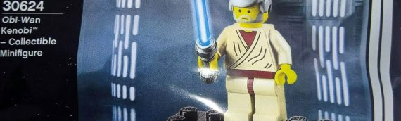 LEGO – Polybag Obi-Wan Kenobi 20th Anniversary