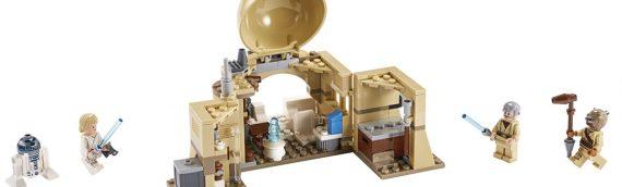 LEGO – Les deux premiers sets de 2020 dévoilé
