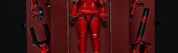 HASBRO – Sith Trooper The Black Series Special Edition exclu SDCC