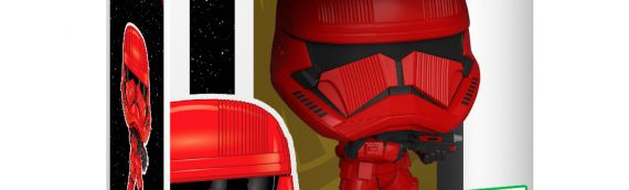 FUNKO POP – Sith Trooper en avant première au SDCC