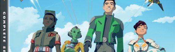 Star Wars Resistance – La saison 1 en DVD