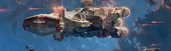 X-Wing Miniatures – Le retour des vaisseaux géants