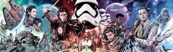 "MARVEL – Mini-Serie ""The Rise of Skywalker: Allegiance"""