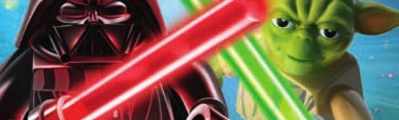 Cinquantième numéro du magazine LEGO Star Wars… En Allemagne