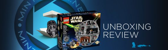 [Mintinbox opens the Box] LEGO Death Star 75159