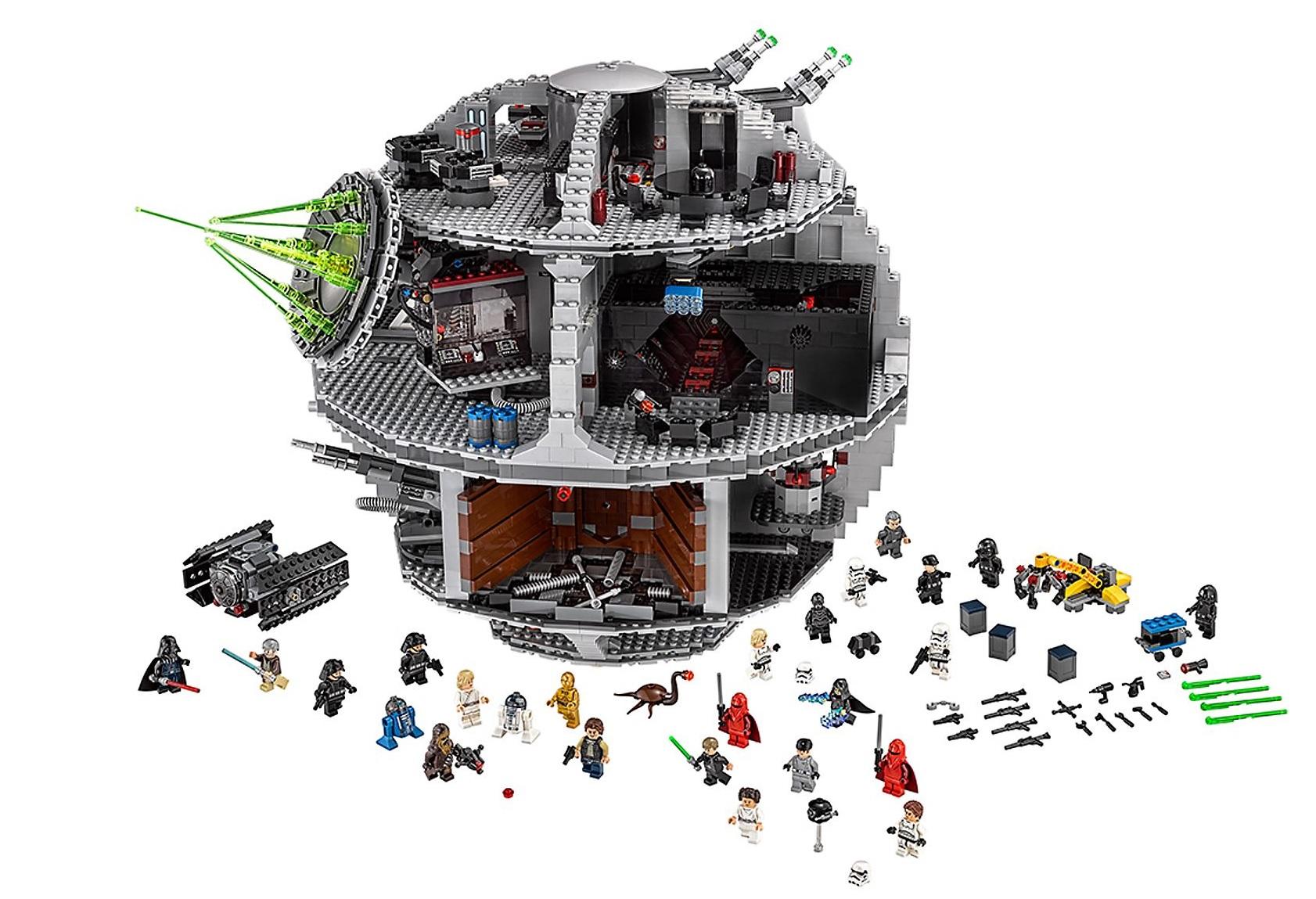 Death Star Open