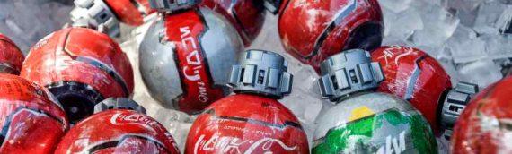 Les contrôles de sécurité Américains interdisent les bouteilles de Coca-Cola Star Wars Galaxy Edge à bord des avions