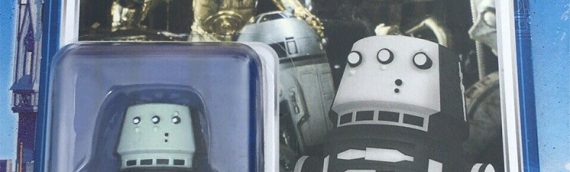 DISNEY – Figurine exclusive R5-BOO19 Droid Factory