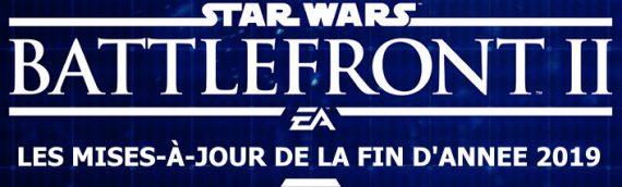 Star Wars: Battlefront II – Prochaines mises-à-jour