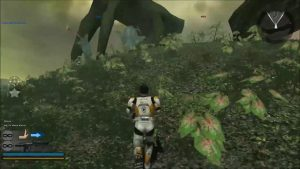 Star Wars Battlefront II - Jeu de 2005 Felucia