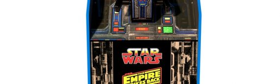 ARCADE1UP – La borne d'arcade ATARI Star Wars est disponible