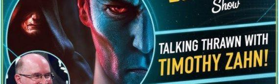 The Star Wars Show – Entretient avec Timothy Zahn