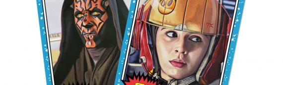 TOPPS – Deux nouvelles cartes pour Star Wars Living Set, 25 et 26