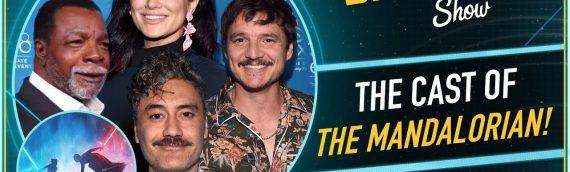 The Star Wars Show – Rencontre avec le cast de The Mandalorian