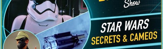 The Star Wars Show – Secrets of the Jedi and the Star Wars Unknown